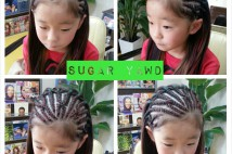 Kid Cornrows★