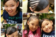 KiDS CORNROWS★