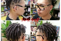Short Dreads★